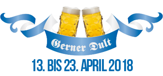 Gerner Dult | 13. bis 23. April 2018